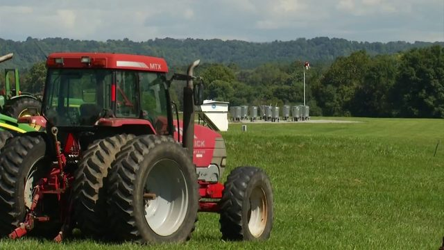 Virginia Tech researchers working to create farm of the future