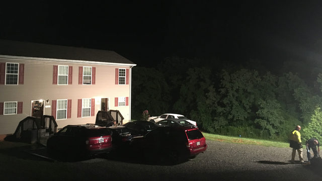 One hospitalized after shooting in Franklin County