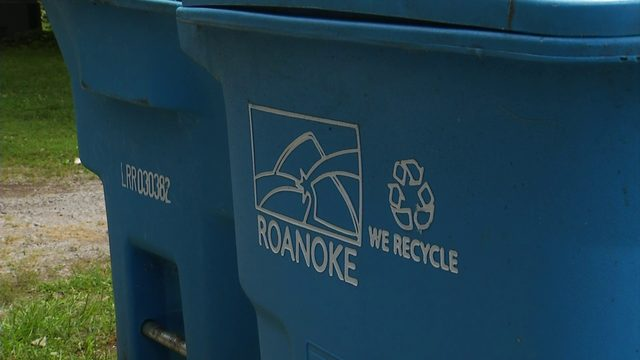 Roanoke to nearly double spending to keep up with recycling program