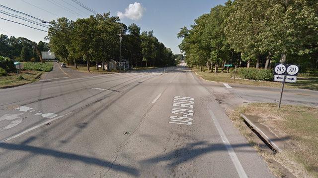 Two pedestrians involved in Pittsylvania County car crash