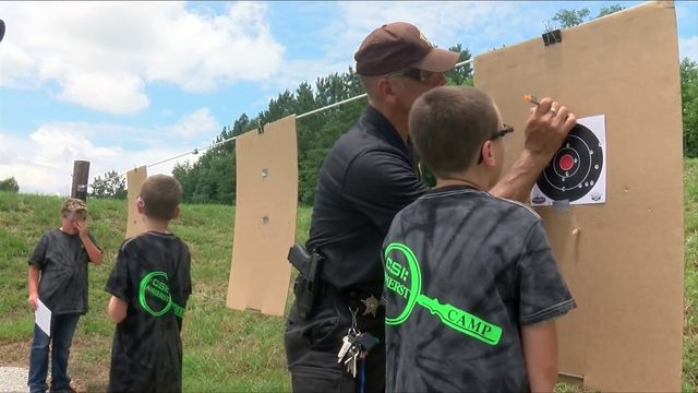 Amherst County Sheriff's Summer Program sees big numbers