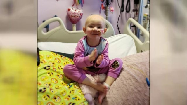 Heartbreaking update on Roanoke girl fighting rare, aggressive form of Leukemia