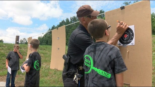 Amherst County sheriff's summer program sees growth, builds relationship…