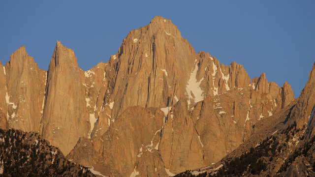 Body of missing Virginia hiker found on north side of Mount Whitney