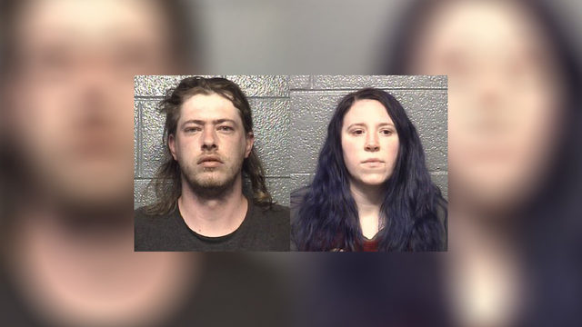 Duo arrested on animal cruelty charges after Danville officers find dead dog