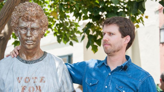 Sweet! You can meet Napoleon Dynamite and Pedro in Lynchburg