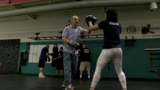 Franklin County YMCA helping Parkinson's patients through boxing