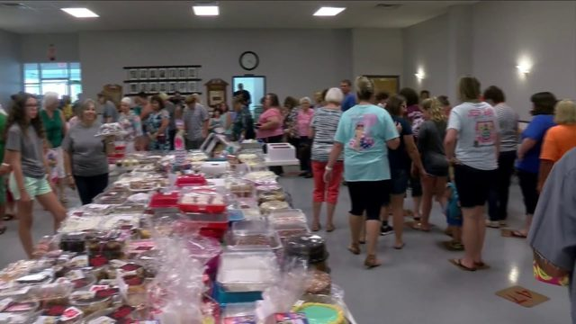 Cake walk for South River victim's families