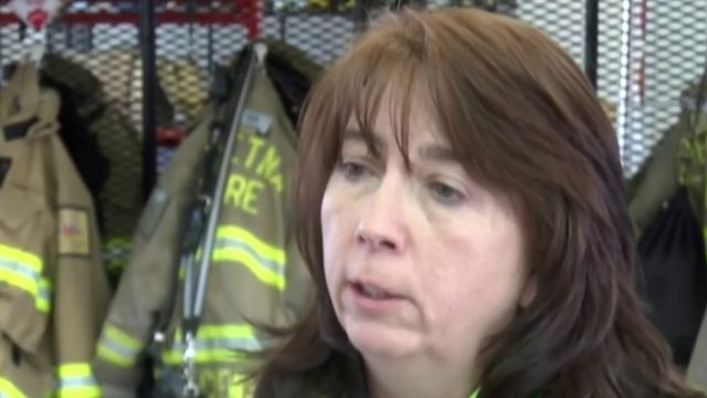 Gretna woman to be awarded for saving neighbor from burning pickup truck