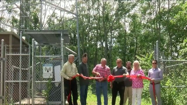 High-speed internet access expands in Amherst County