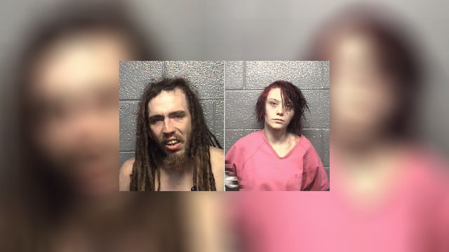 Danville parents arrested for 2-month-old daughter's heroin, cocaine death