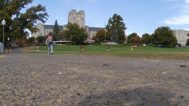Incoming Virginia Tech students taking over Blacksburg hotels