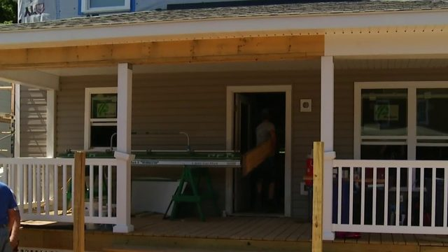 'Home for Good' project reaches halfway mark