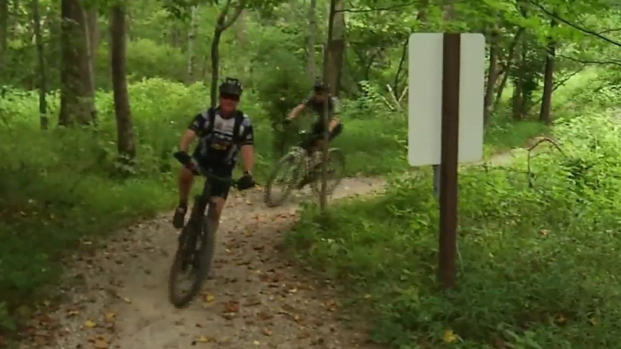 Natural Bridge State Park gets help clearing trails and looks to add biking trails
