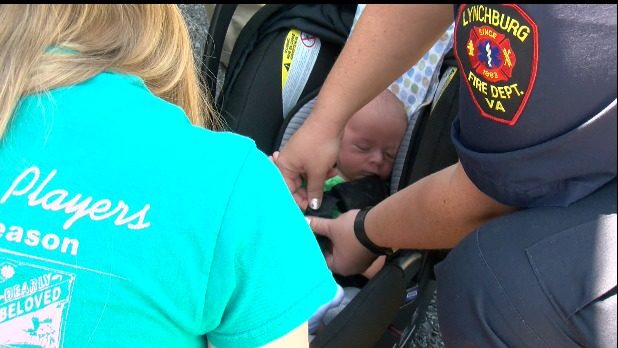 Virginia child  seat safety laws changing July 1