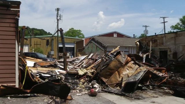 Salem auto shop asking for help from community after fire that injured…