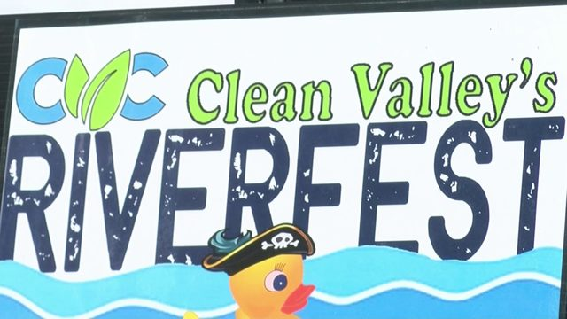 Clean Valley Riverfest celebrates Roanoke River with recycling, rubber ducks