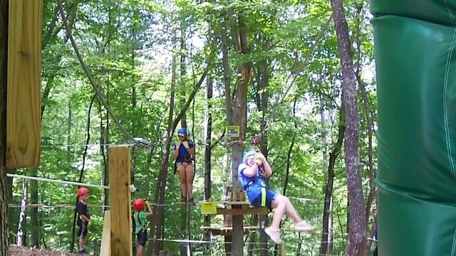 Treetop Quest officially opens at Explore Park
