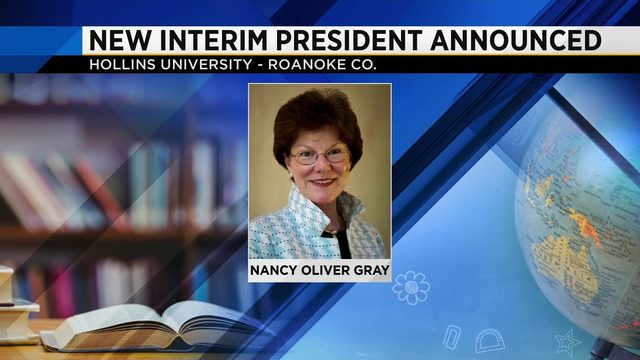New interim president announced for Hollins University