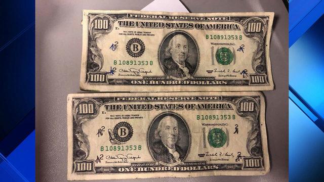 More counterfeit money found in Rockbridge County