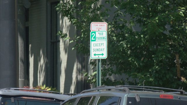 Parking fines could soon help pay for school supplies in Danville