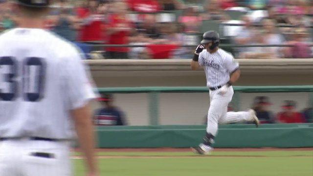 Pulaski Yankees earn first sweep of season over Elizabethton Twins