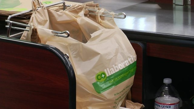 Roanoke Co+op to stop using plastic bags