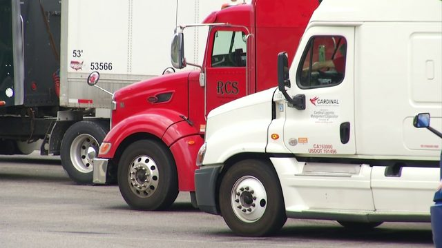 Should truck drivers be given more time on the road?