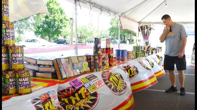 Fireworks: What's illegal in Virginia?
