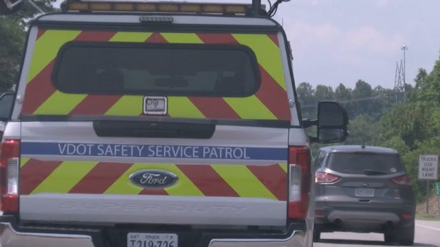VDOT adds more Safety Service Patrol trucks on Interstate 81