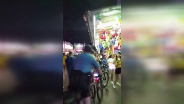 Video posted at Salem Fair wrongly says there was a shooting