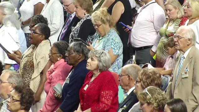 Thousands come to Roanoke for Jehovah's Witnesses convention