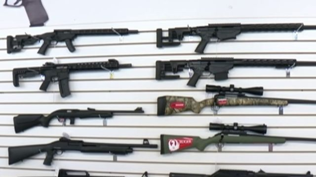 Salem gun store owner concerned about proposed state gun law changes