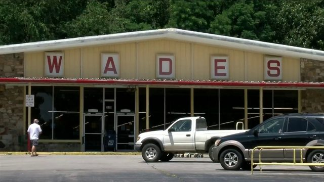 Wade's Supermarket to downsize after more than 60 years