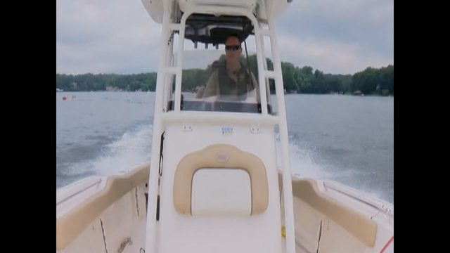 Operation Dry Water underway to keep people safe on water this weekend