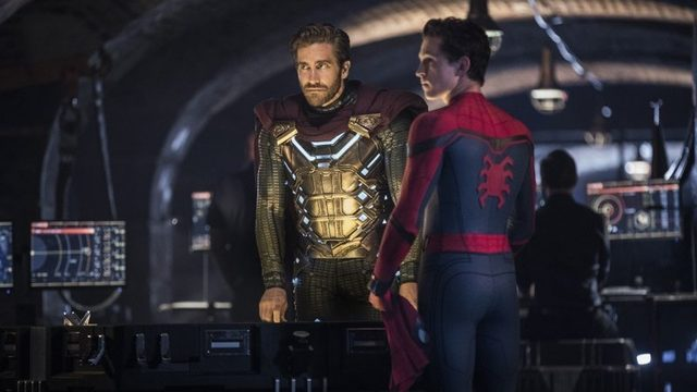 'Spider-Man' dominates holiday weekend box office