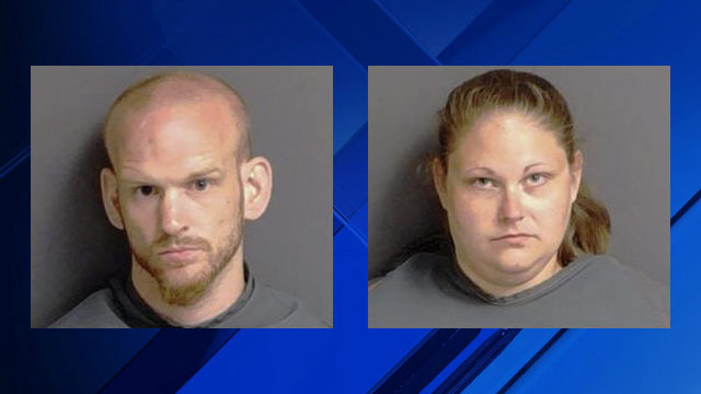 Two arrested after pawning items they allegedly stole from a Franklin…