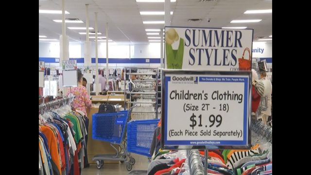 Bankruptcy could be blessing in disguise for Goodwill stores in, around Danville