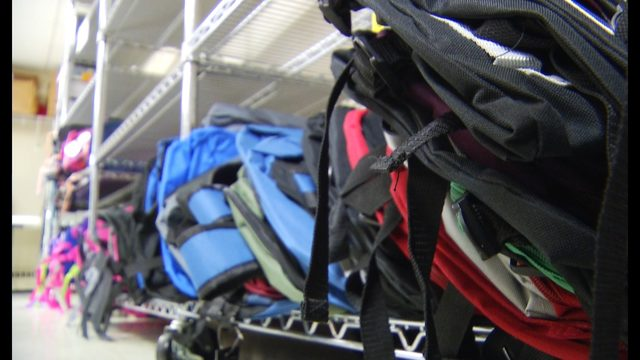 Roanoke Rescue Mission asks for donations for annual school supply drive