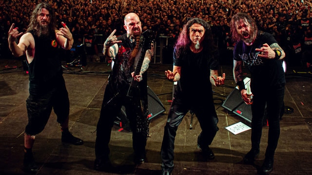 Metal band Slayer to make stop in Salem this fall