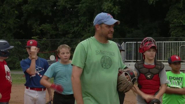 Roanoke Valley youth baseball coach named Subway Volunteer Coach of the Year