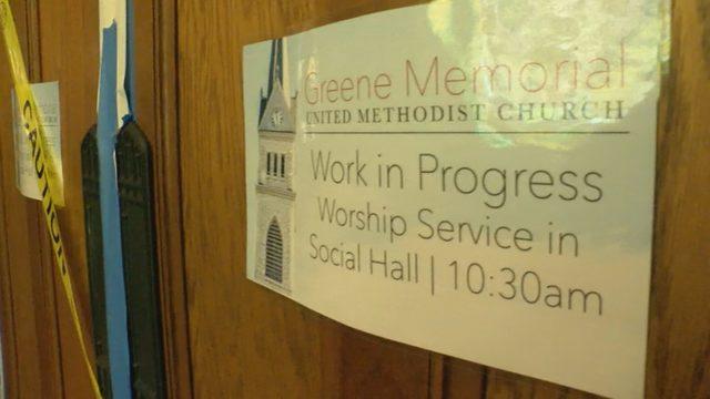 Historic Roanoke church raising money for extensive repairs