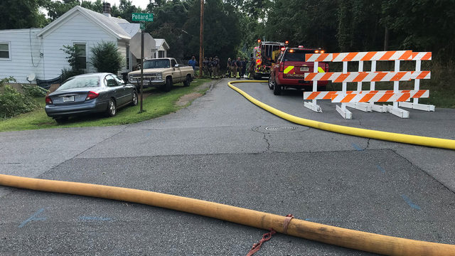 Lynchburg home to be torn down after catching fire twice in one week