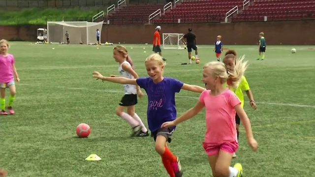 2019 Women's World Cup influencing soccer camps this summer