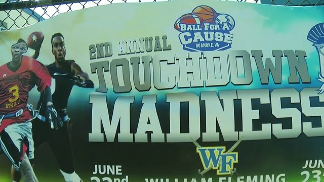 Jets linebacker Tarell Basham hosts second annual Touchdown Madness camp