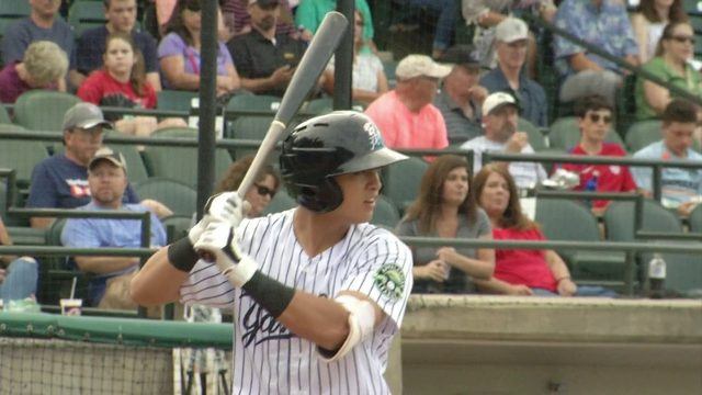 There can only be one: The Yankees first rounder Anthony Volpe's journey…