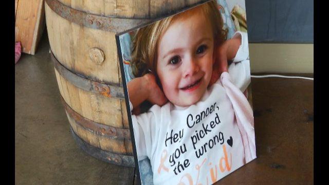 'Warrior Princess Benefit Weekend' to help little girl battling cancer