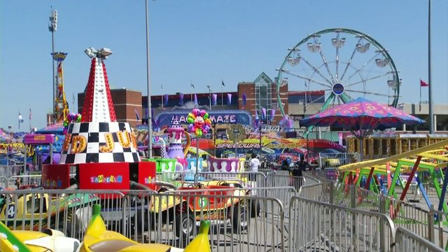 Salem fair wraps up