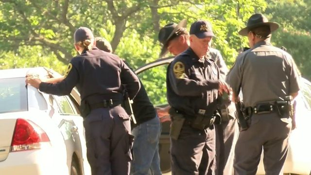 Man arrested during Mountain Valley Pipeline protest