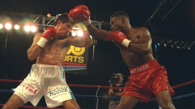 Virginia Beach boxing legend Pernell 'Sweet Pea' Whitaker dies after…